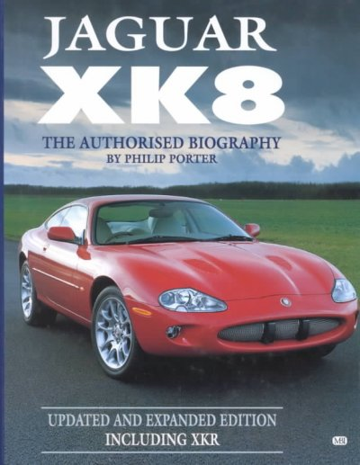 Jaguar Xk8 cover