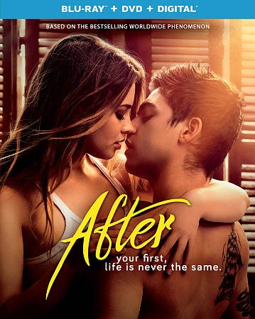 After [Blu-ray] cover