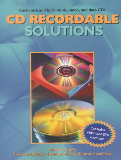 CD Recordable Solutions cover