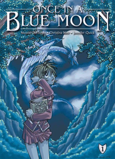 Once In A Blue Moon Volume 1 cover