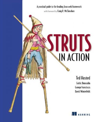 Struts in Action: Building Web Applications with the Leading Java Framework cover