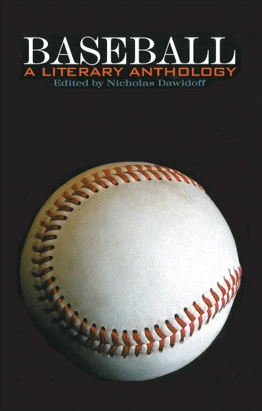 Baseball: A Literary Anthology cover