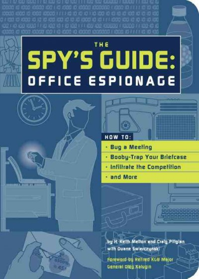 The Spy's Guide: Office Espionage cover