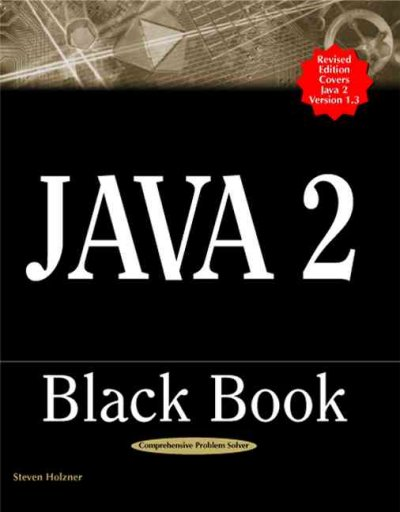 Java Black Book cover