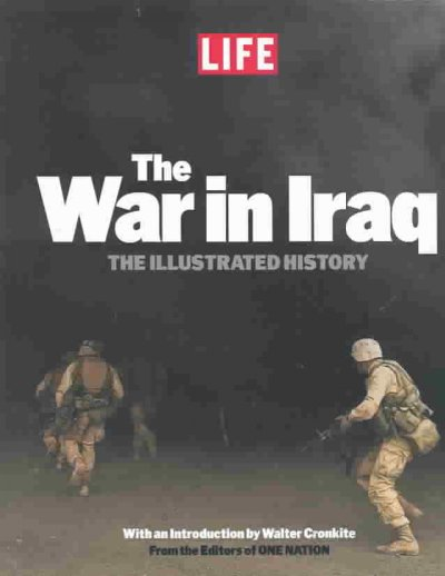 LIFE: The War in Iraq cover