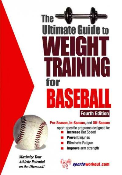 Ultimate Guide to Weight Training for Baseball cover