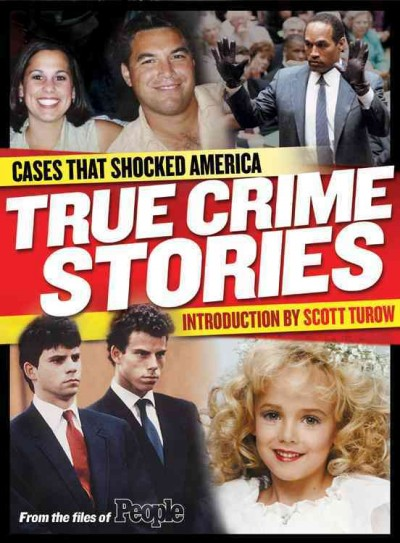 People: True Crime Stories: Cases That Shocked America cover