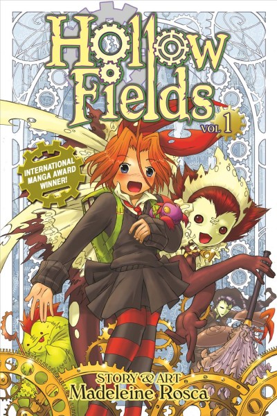 Hollow Fields Vol. 1 cover