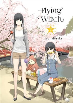 Flying Witch, 2 cover