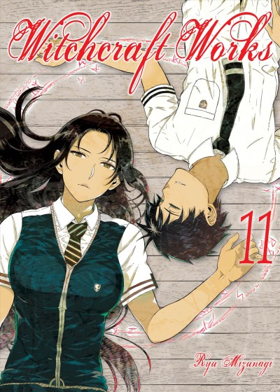 Witchcraft Works, Volume 11 cover
