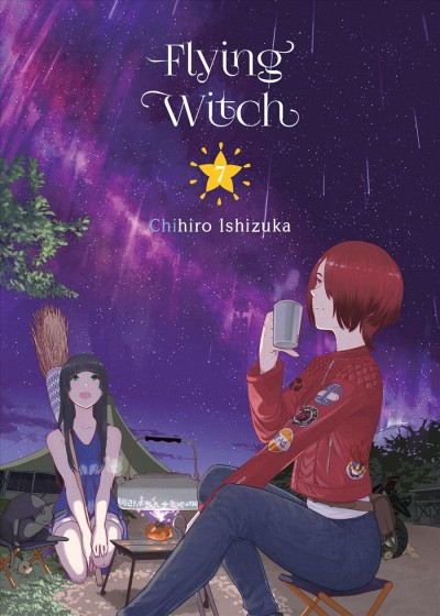 Flying Witch,7 cover