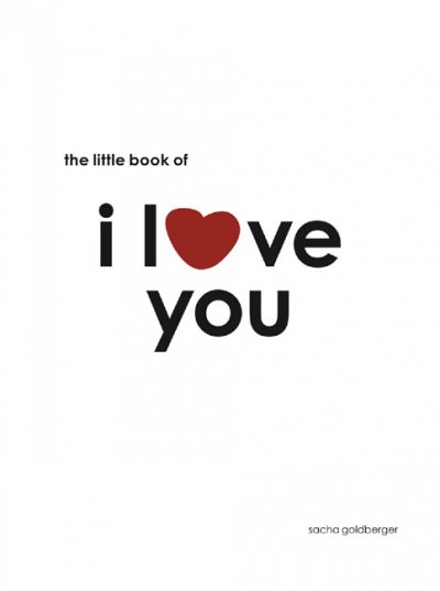 Little Book of I Love You hc cover