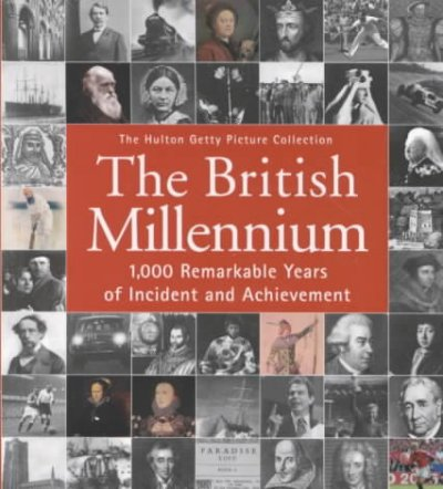 British Millennium: 1000 Remarkable Years of Incident and Achievement cover