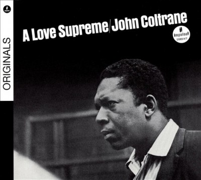 A Love Supreme cover