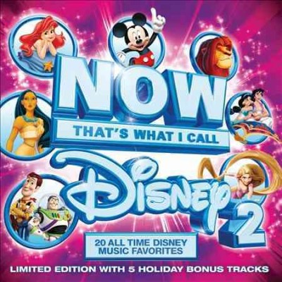 NOW Disney 2 [Limited Edition Deluxe] cover