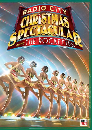RADIO CITY CHRISTMAS SPECTACULAR FEAT ROCKETTES cover