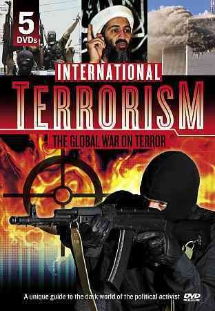 International Terrorism: The Global War on Terror cover