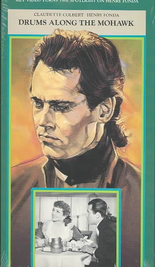 Drums Along the Mohawk [VHS] cover