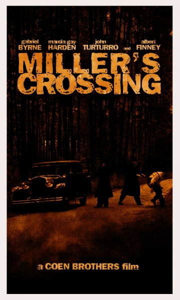 Miller's Crossing [VHS] cover