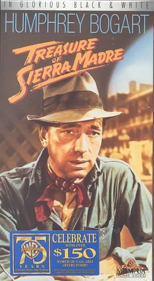 Treasure of the Sierra Madre [VHS]