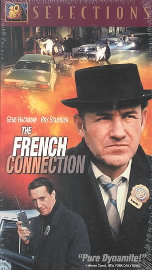 The French Connection [VHS] cover