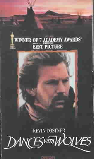 Dances With Wolves [VHS] cover