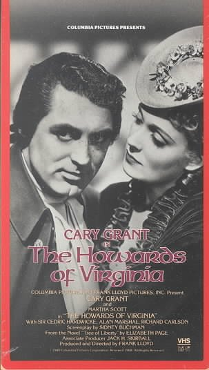 The Howards of Virginia [VHS]
