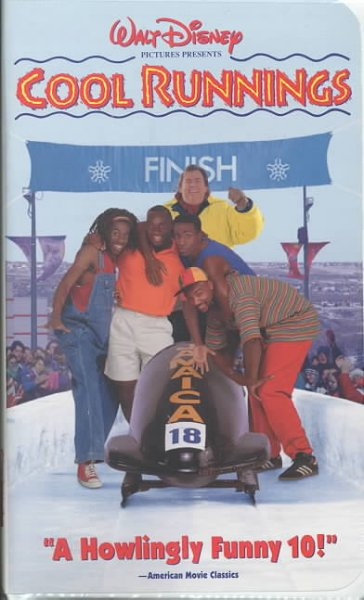 Cool Runnings [VHS] cover