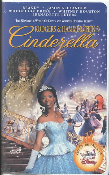 Cinderella [VHS] cover
