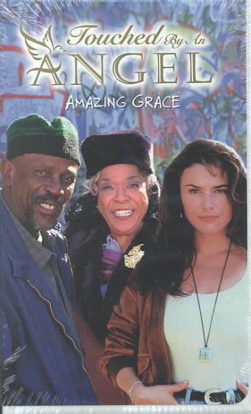 Touched By An Angel:Amazing Grace [VHS] cover