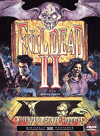 Evil Dead II cover