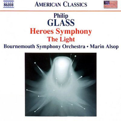 Bournemouth Symphony Orchestra - Glass: The Light cover