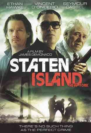 Staten Island cover