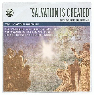 Salvation Is Created: A Christmas Record From Bifrost Arts cover