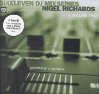 Six Eleven DJ Mix Series 2 cover