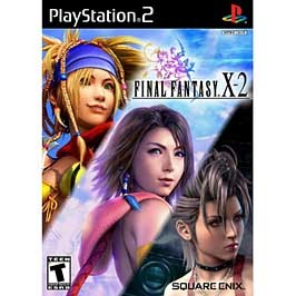 Final Fantasy X-2 cover