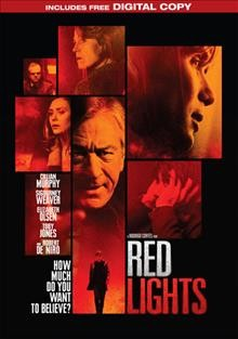 Red Lights (DVD + Digital Copy) cover
