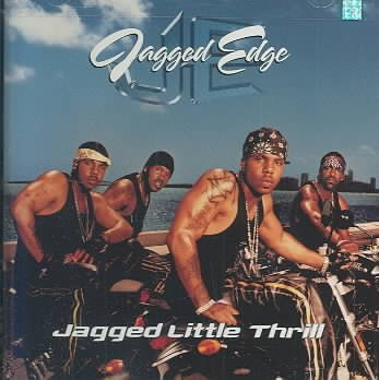 Jagged Little Thrill cover