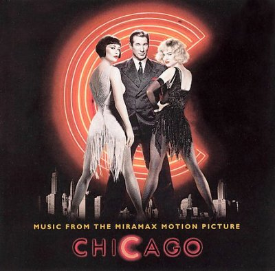 Chicago: Music From the Motion Picture cover