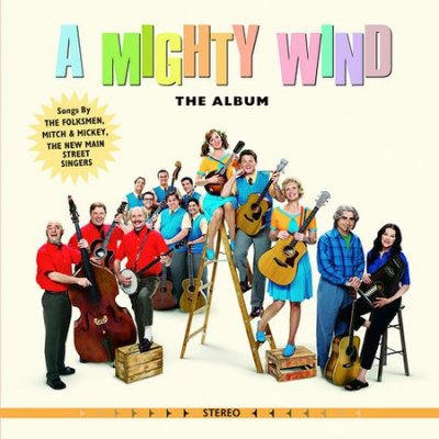 A Mighty Wind: The Album cover