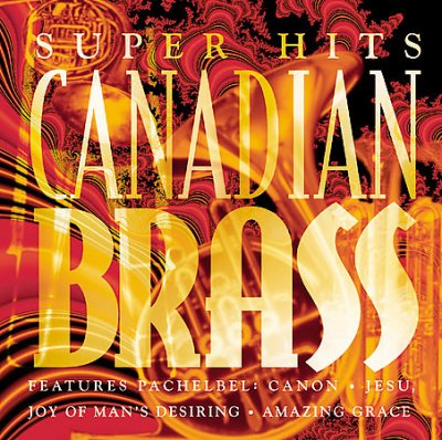 Canadian Brass Super Hits cover