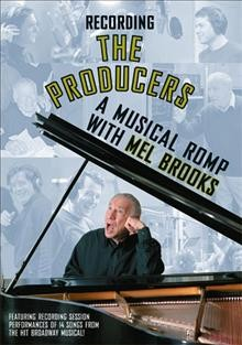 "Recording ""The Producers"" - A Musical Romp with Mel Brooks cover"
