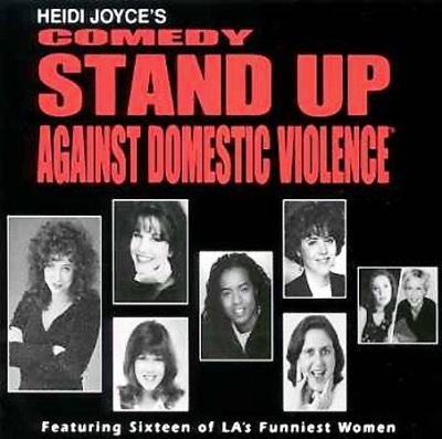 Stand-Up Against Domestic Violence cover