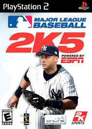 MLB 2K5 - PlayStation 2 cover
