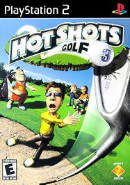 Hot Shots Golf 3 - PlayStation 2 cover