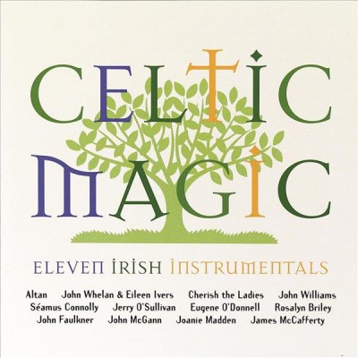 Celtic Magic: Eleven Irish Instrumentals cover