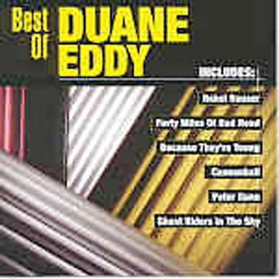 Best Of Duane Eddy, The cover