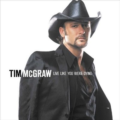 Tim McGraw Live Like You Were Dying cover