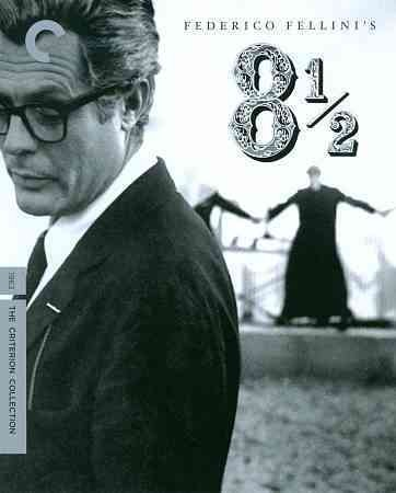 8 1/2 (The Criterion Collection) [Blu-ray] cover