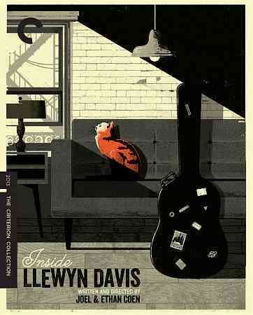 Inside Llewyn Davis (The Criterion Collection) [Blu-ray] cover